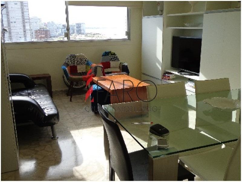 apartamento en península! muy linda vista y bajos gastos comunes! -ref:36139