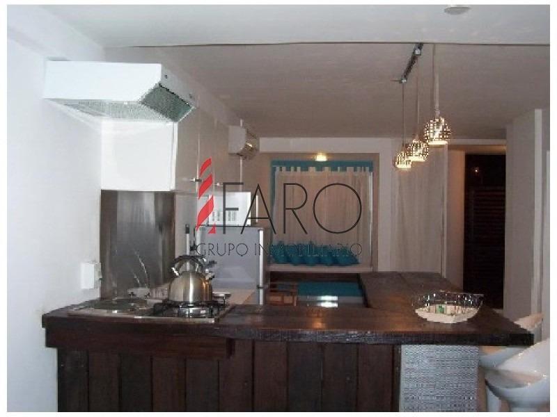 apartamento en pinares 1 dormitorio con garage-ref:36178