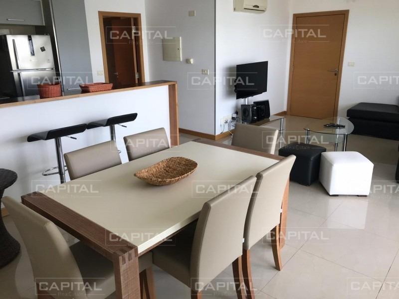 apartamento en playa brava, punta del este -ref:27309