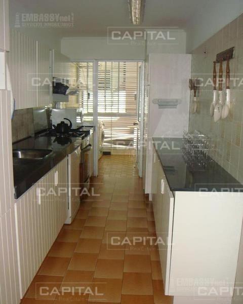 apartamento en primera línea frente a la mansa de 3 dormitorios más servicio-ref:26773