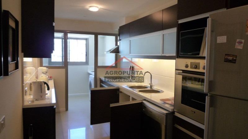 apartamento en punta del este, brava | agropunta inmobiliaria ref:1293-ref:1293