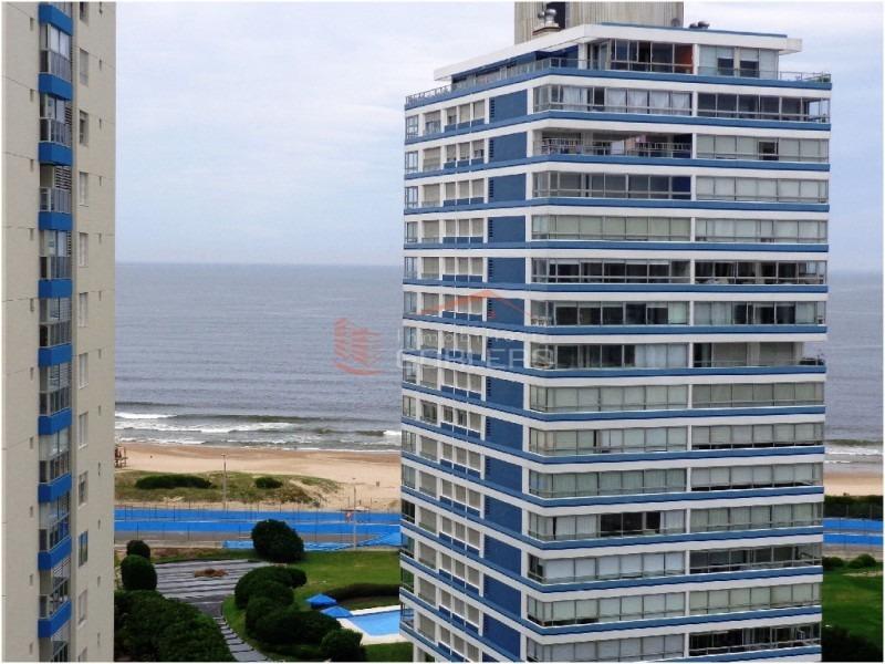 apartamento en punta del este, brava-ref:15850