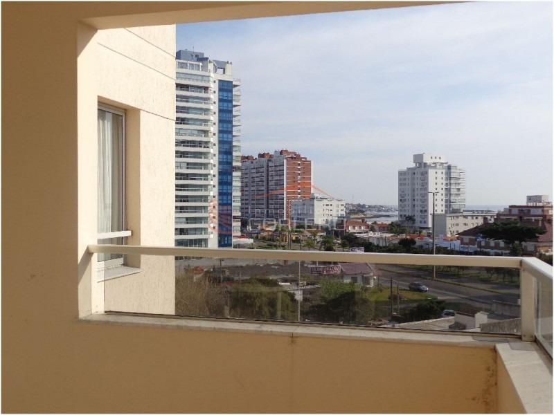 apartamento en punta del este, mansa-ref:1006