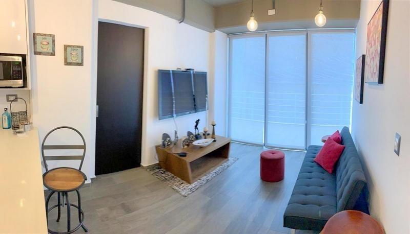 apartamento en renta amueblado zona 16/ shift