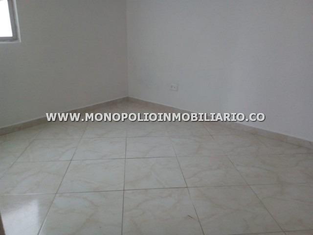 apartamento en renta - las orquideas, envigado cod: 15121