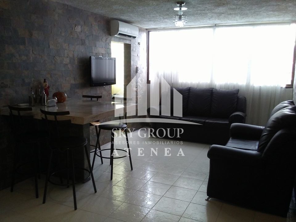 apartamento en res. camino real, los guayabitos. ata-491