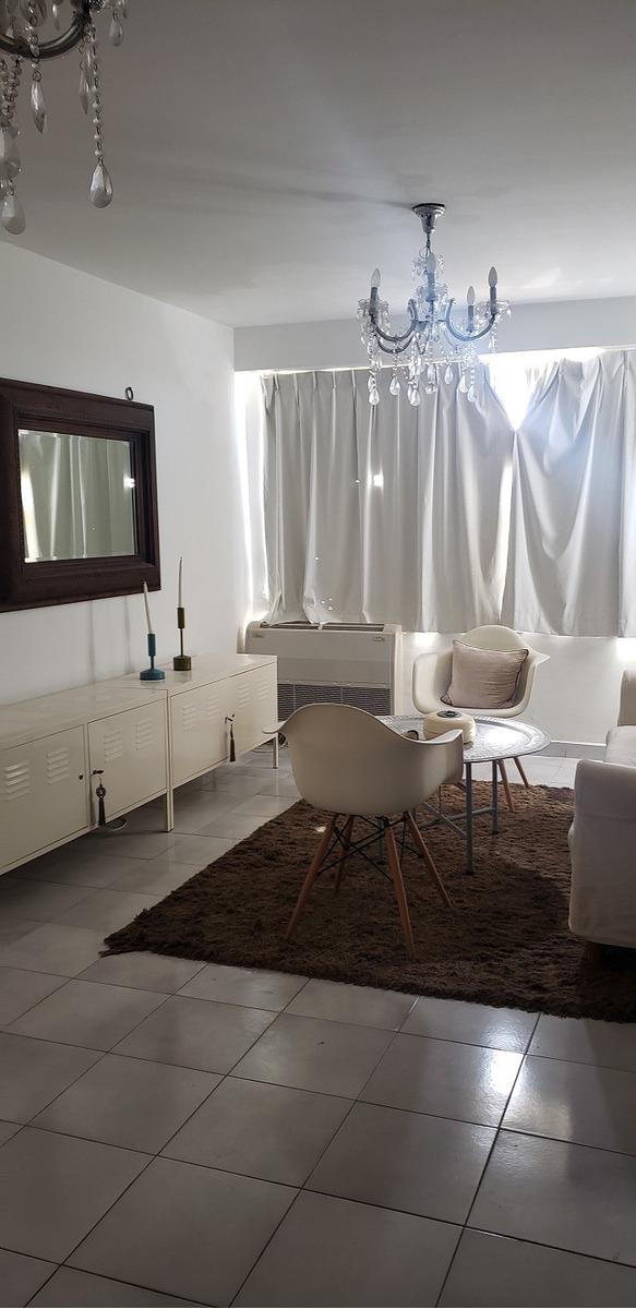 apartamento en resd. los geranios - maneiro