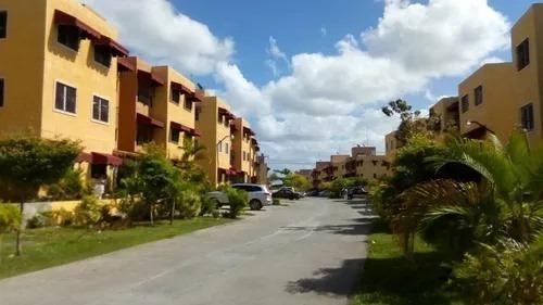 apartamento en residencial cerrado en avenida jacobo majluta