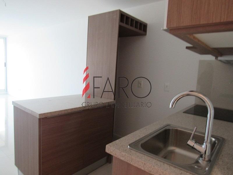 apartamento en roosevelt 1 dormitorio con balcón-ref:36264