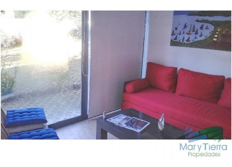 apartamento en roosevelt, 1 dormitorios *-ref:352
