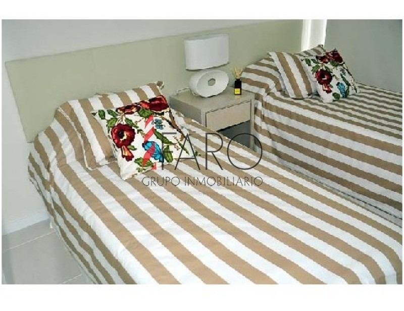 apartamento en roosevelt, 2 dormitorios *-ref:34533