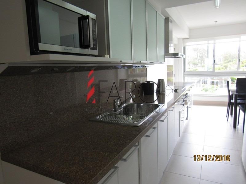 apartamento en roosevelt 2 dormitorios y servicio-ref:32880