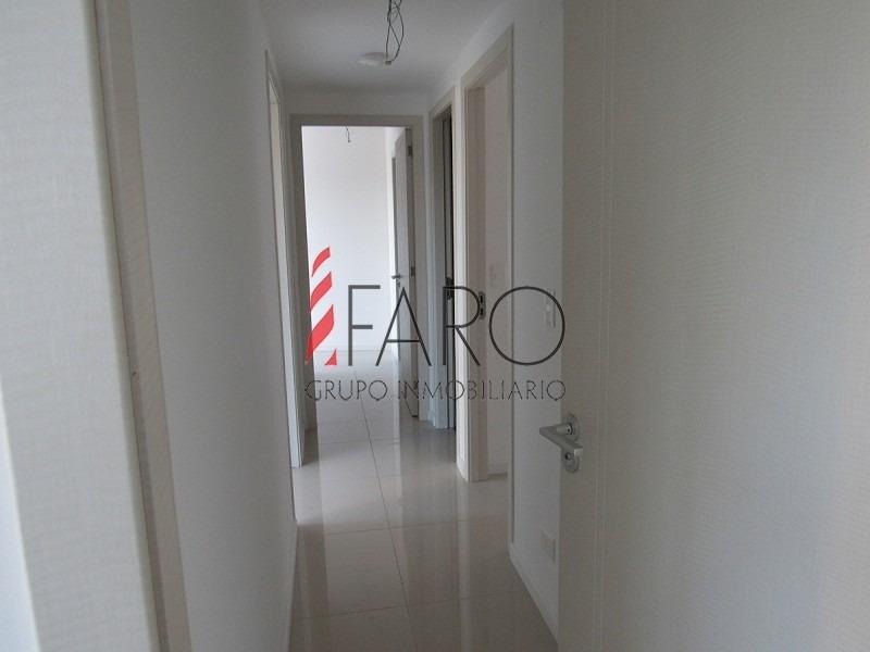 apartamento en roosevelt 3 dormitorios con terraza-ref:36263
