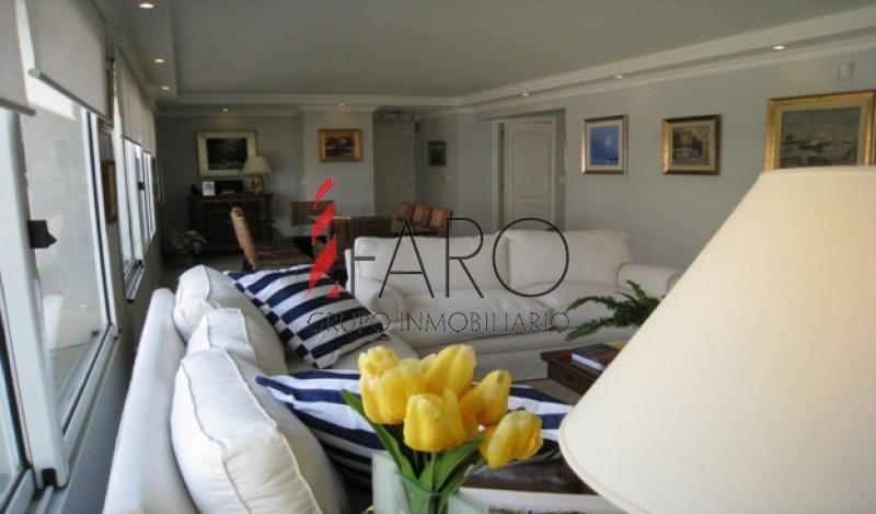 apartamento en roosevelt 4 dormitorios y barbacoa-ref:34003