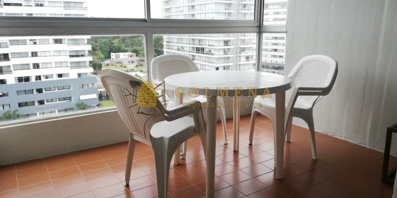 apartamento en rooseveth de 3 dormitorios con balcon y garaje- consulte!!!!!!!- ref: 2640