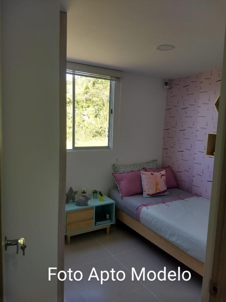 apartamento en sabaneta - las lomitas