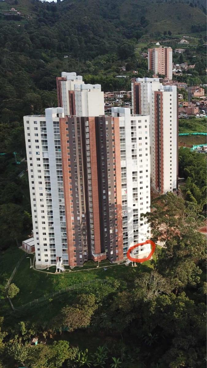 apartamento en sabaneta rodeado de reserva