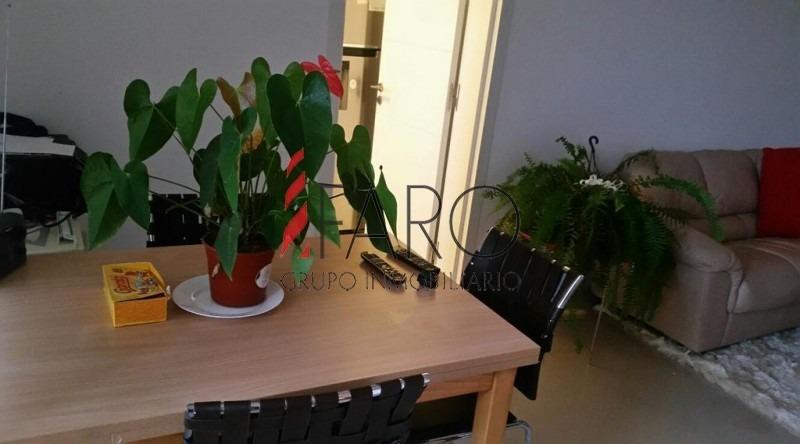 apartamento en san rafael 1 dormitorio con terraza y parrillero-ref:34531