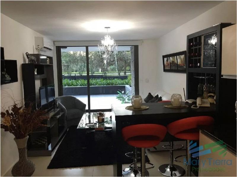 apartamento en san rafael, 2 dormitorios *-ref:1261