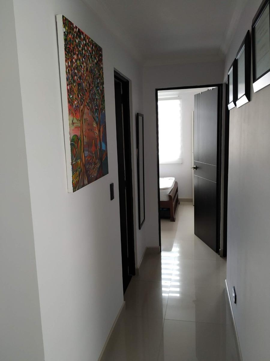 apartamento en toberin