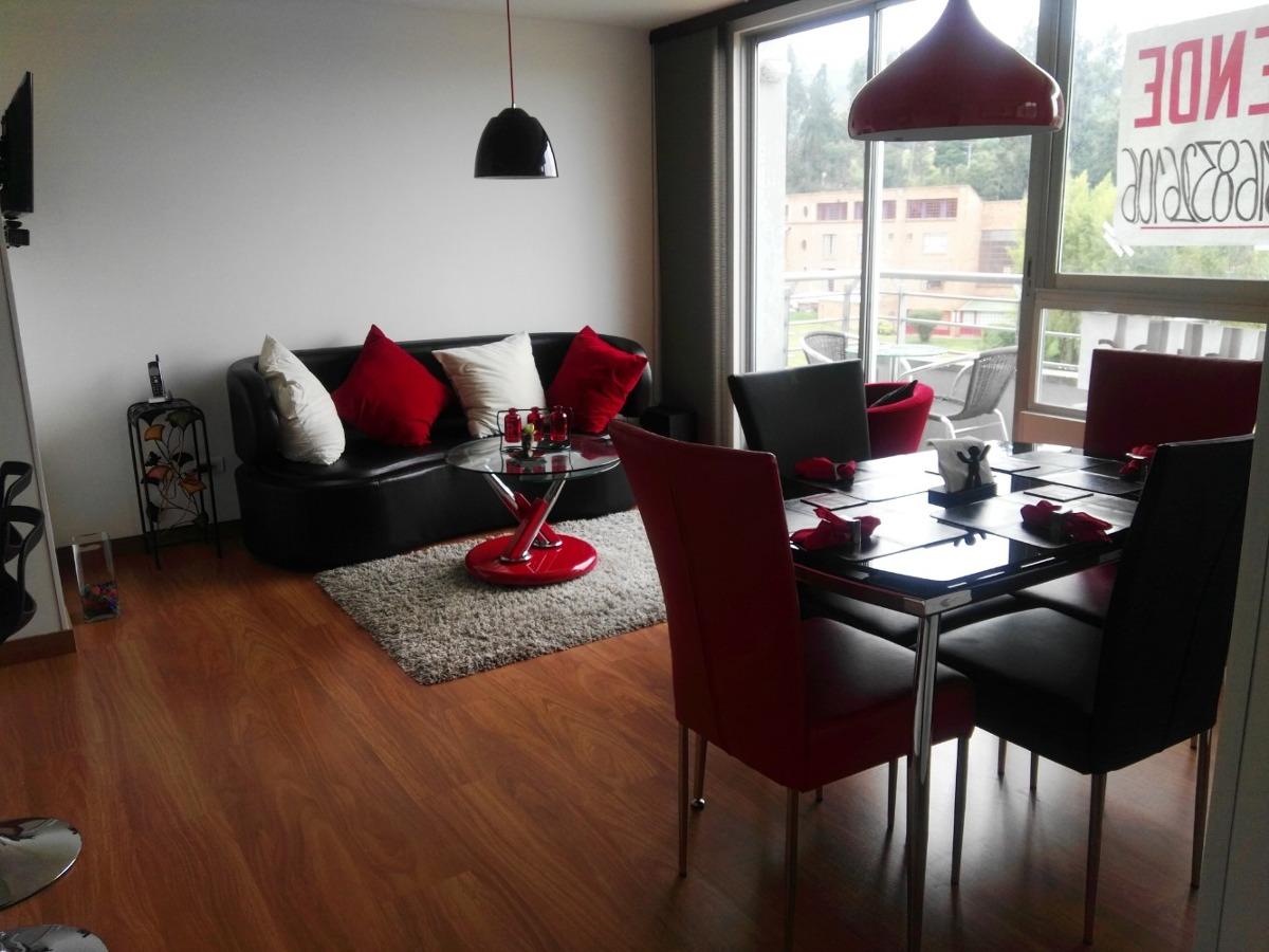 apartamento en tocancipa: garaje cubierto, deposito