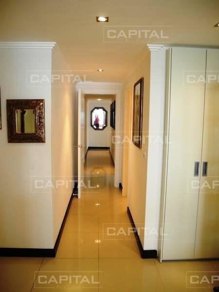 apartamento en torre lobos punta del este tres dormitorios en suite -ref:25018