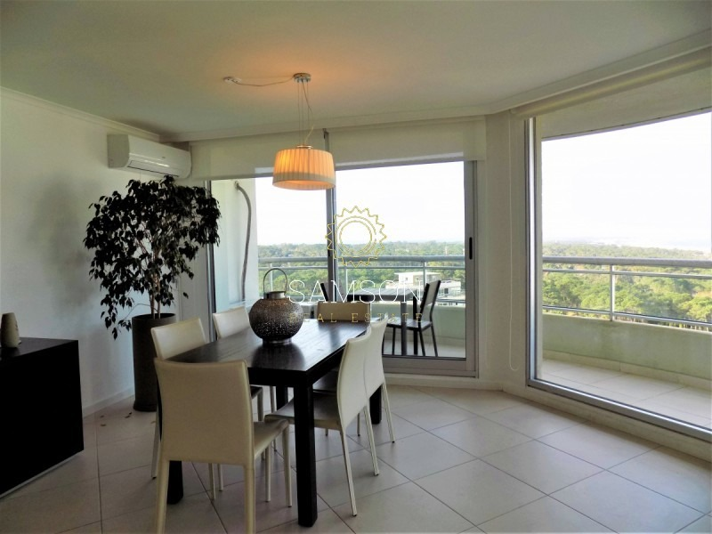 apartamento en torre ocean drive, punta del este- ref: 29