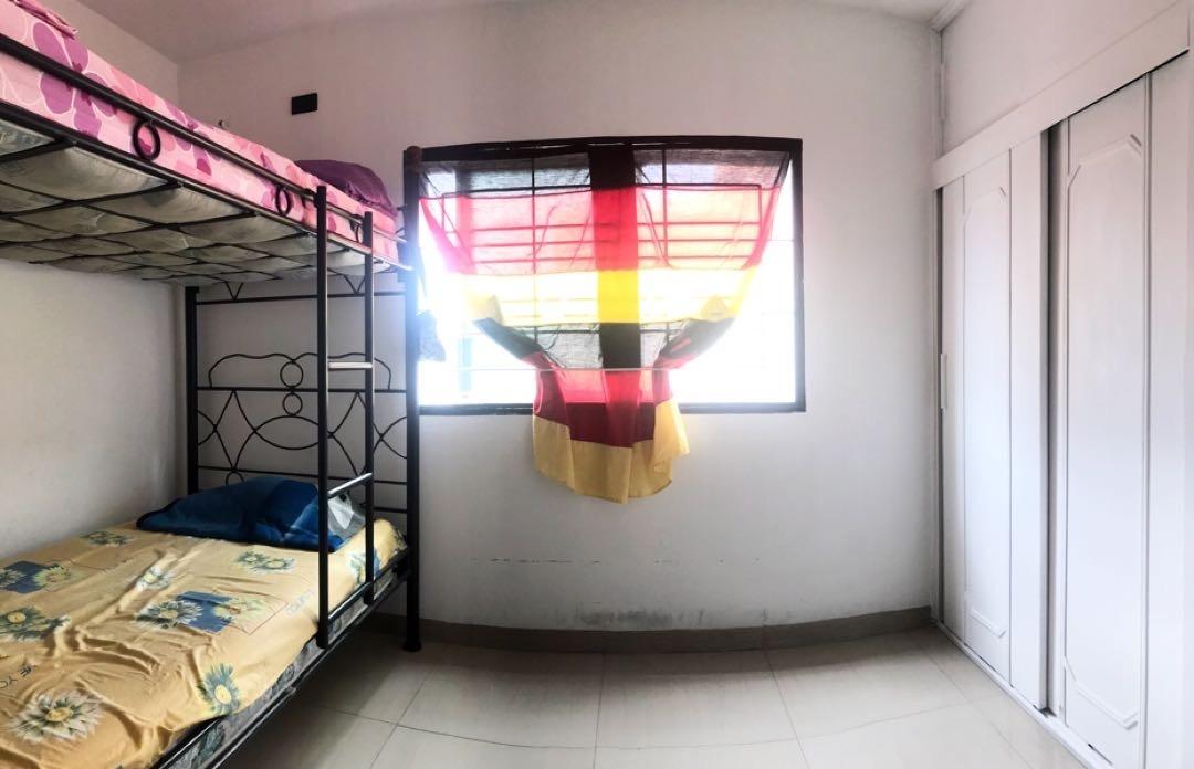 apartamento en urb. juan pablo ii, la victoria