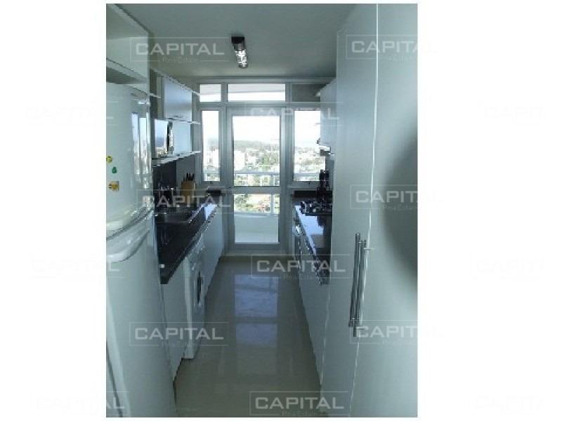 apartamento en venta, 3 dorm. torre de categoría. parada 4 mansa-ref:26710