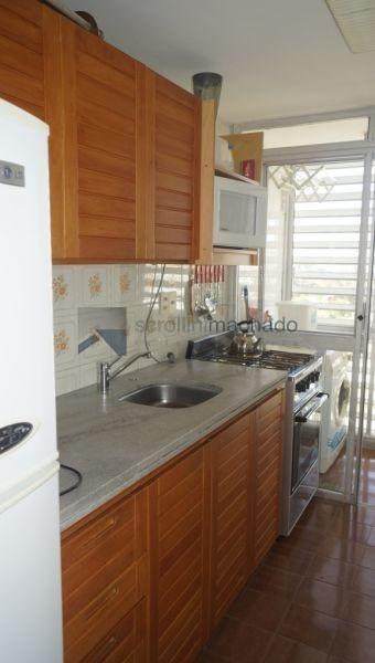 apartamento en venta brava  1 dormitorio- ref: 2317