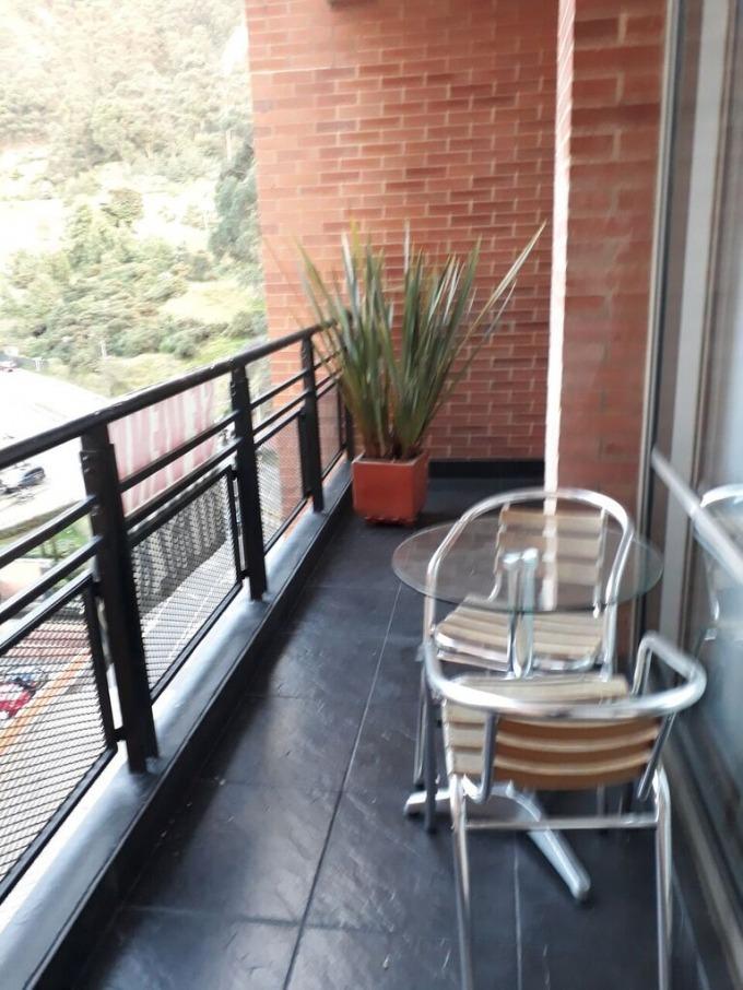 apartamento en venta chapinero alto 90-58260