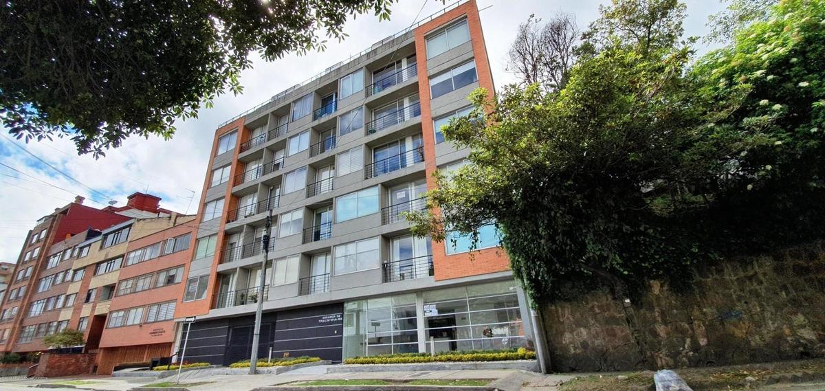 apartamento en venta chapinero alto rah20-12sg