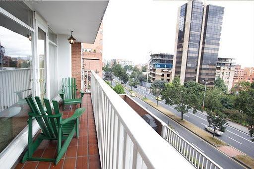 apartamento en venta chicó norte 90-5820