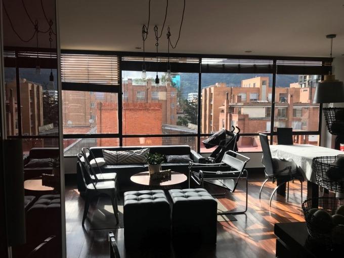 apartamento en venta chicó norte 90-59676