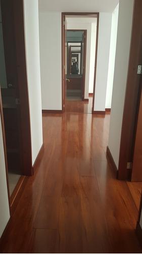 apartamento en venta chicó reservado 741-394