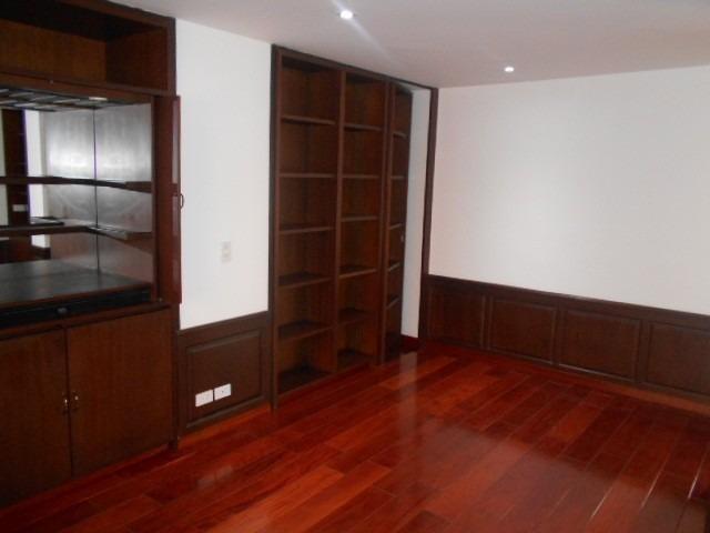 apartamento en venta chicó reservado 90-62616