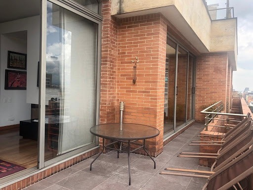 apartamento en venta chicó reservado 960-44