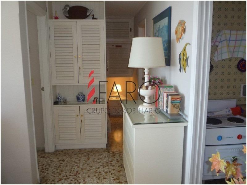 apartamento en venta , con vista a playa mansa .- -ref:36166