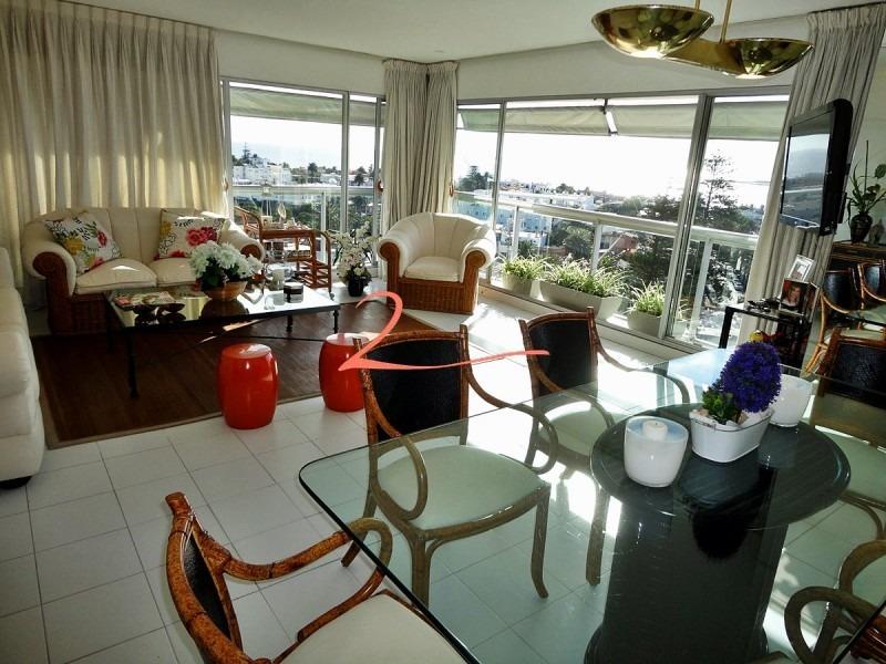 apartamento en venta con vista directa a la mansa-ref:2088