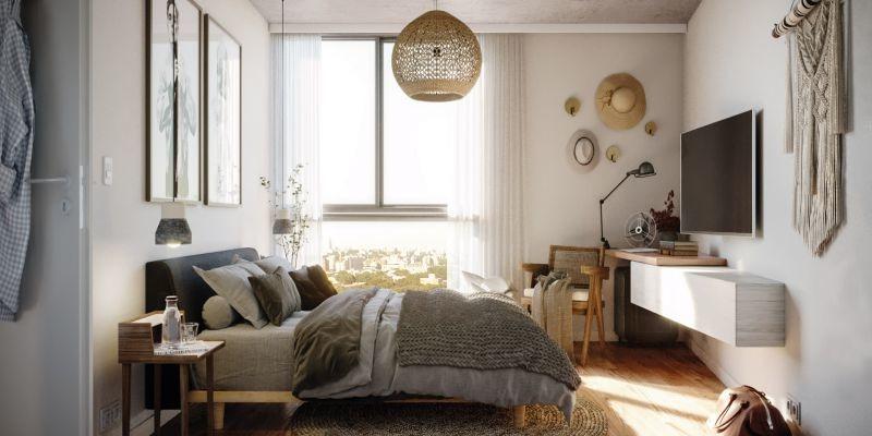 apartamento en venta de 2 dormitorios en aguada