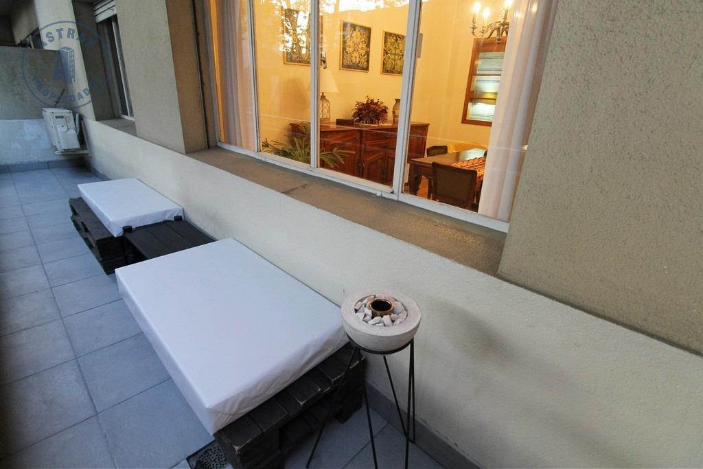 apartamento en venta de de 3 dormitorios en centro