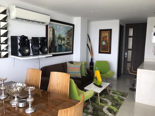 apartamento en venta, el cabrero, cartagena