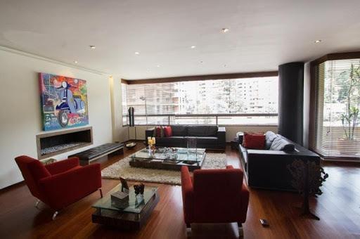 apartamento en venta el nogal 90-6417