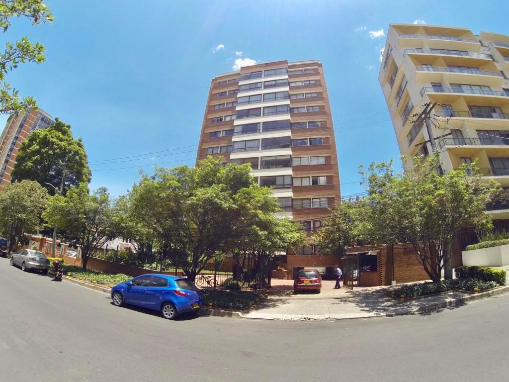 apartamento en venta el nogal rah c.o 20-466