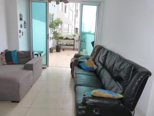 apartamento en venta en carrasquilla 19-7279hel**