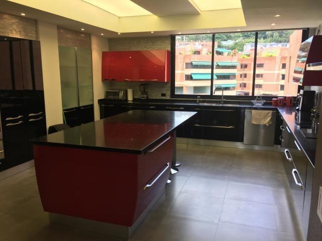apartamento en venta en el peñon caracas- código 20-5601