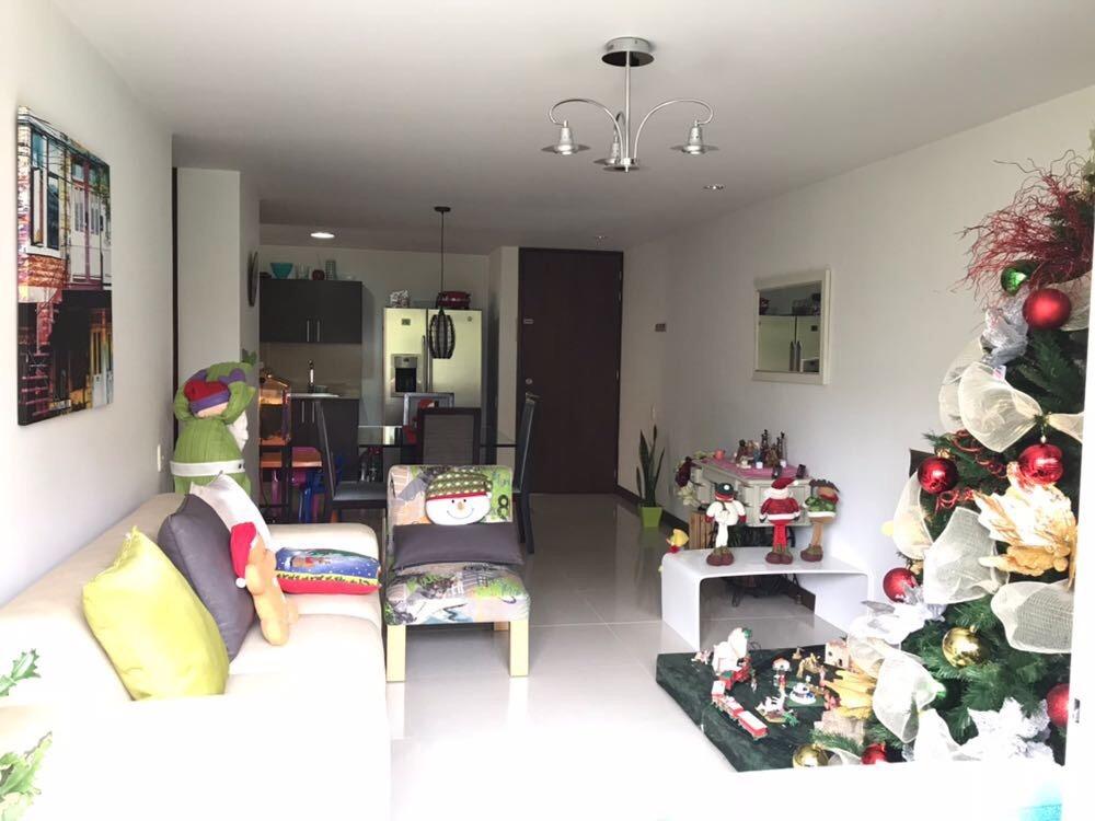 apartamento en venta en envigado, transversal intermedia
