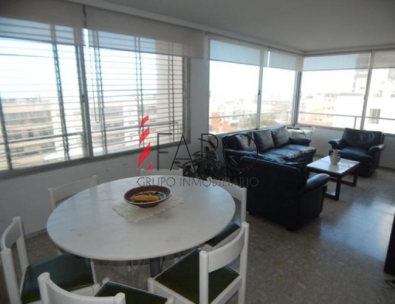 apartamento en venta en gorlero 2 dormitorios con garage- ref: 36161