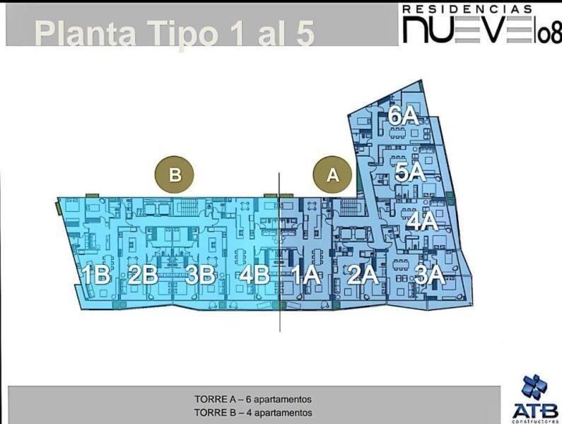 apartamento en venta en las mercedes mls 17-6024