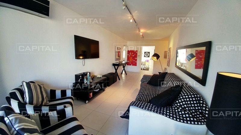 apartamento en venta en punta del este dos dormitorios-ref:27891